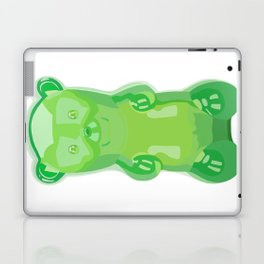 gummy bears green grape flavor Laptop & iPad Skin