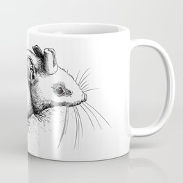 City Mouse Coffee Mug