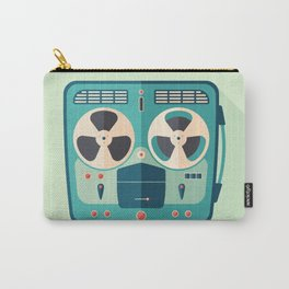 Reel to Reel Tape Recorder Carry-All Pouch