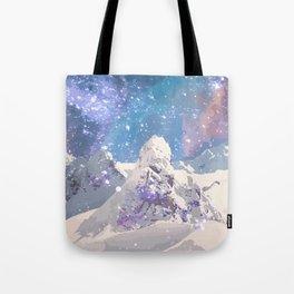 Magic Winter Tote Bag