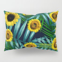 Sunflower Party #2 Pillow Sham