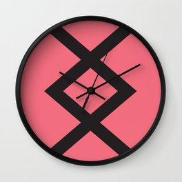 Showtasting - Rune 11 Wall Clock