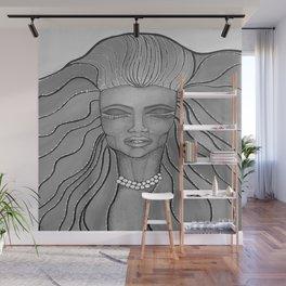Feel The Wind Wall Mural