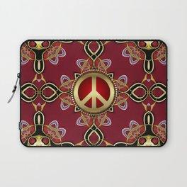 Peace Infinity Laptop Sleeve
