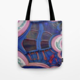 The Enchanted House Tote Bag