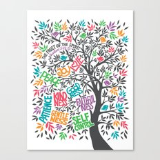 The Fruit Of The Spirit (II) Canvas Print
