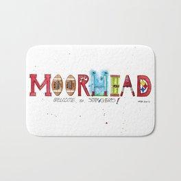 Welcome Coach Joe Moorhead! Bath Mat