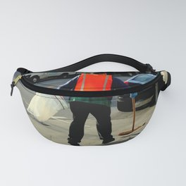 Catch The Wind-sweeper Fanny Pack