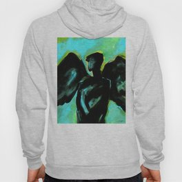 Angel Of Healing 1B by Kathy Morton Stanion Hoody