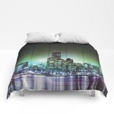 NYC Skyline Comforters