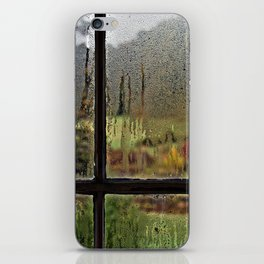 Droplet Landscape III iPhone Skin