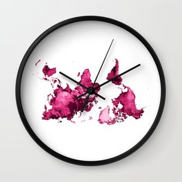 point of view o2 Wall Clock