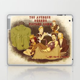 The Avenger Horror Picture Show Laptop & iPad Skin
