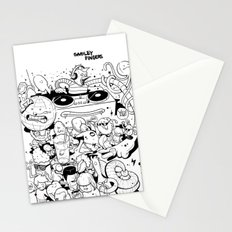 We Are Smiley 14 Stationery Cards