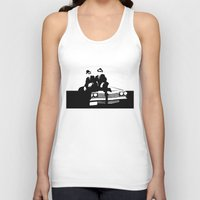 blues brothers Tank Tops featuring Blues Brothers by Greg Koenig