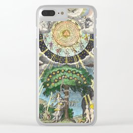 Alchemy Clear iPhone Case