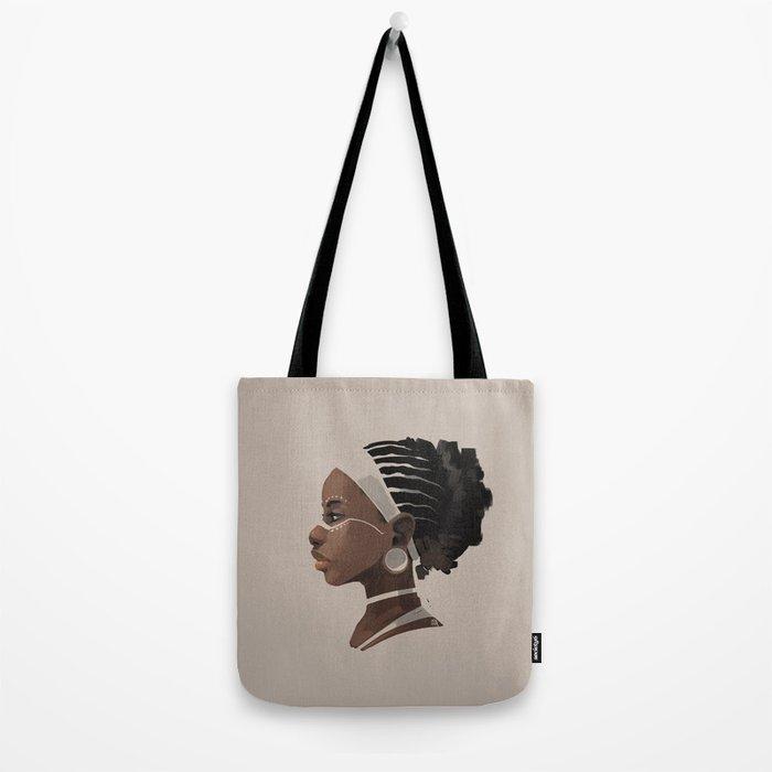 African Tote Bag