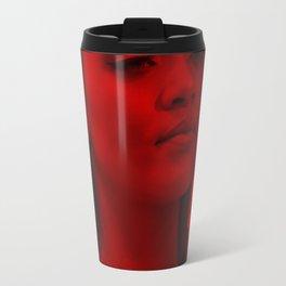 Rihanna - Celebrity (Dark Fashion) Travel Mug