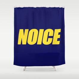 NOICE Shower Curtain