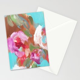 Flowers for Lindsay Stationery Cards