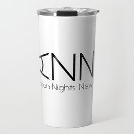 Animation Nights New York Logo Travel Mug