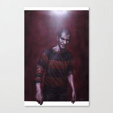 Jeffrey Darkside Canvas Print