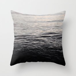 ... Sombre... Throw Pillow