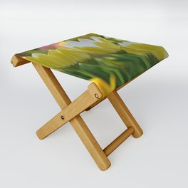 May Flowers For Mom Folding Stool