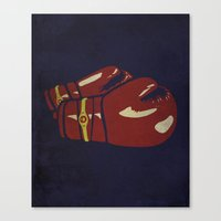 boxing Canvas Prints featuring Power Boxing by Lucas Scialabba :: Palitosci