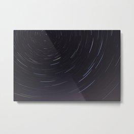 Starry Universe Metal Print