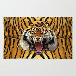 Tiger Roar Rug