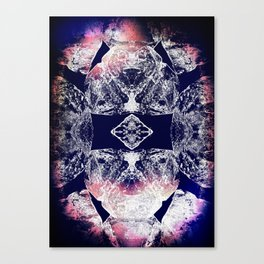 Soham Mandala, I Am That I Am Canvas Print