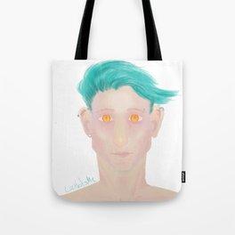 Demon eyes Tote Bag