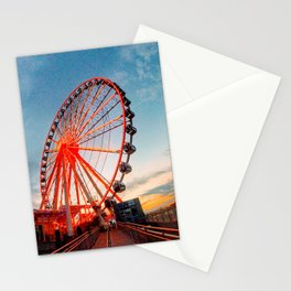 Sunset in Maryland Stationery Cards