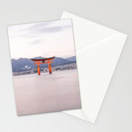 The Great Torii Stationery Cards