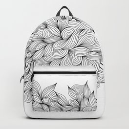 The magic of doodleing Backpack