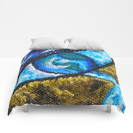 Beyond Humanity - Mazuir Ross Comforters
