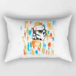 """Join the BRIGHT side.""  Rectangular Pillow"