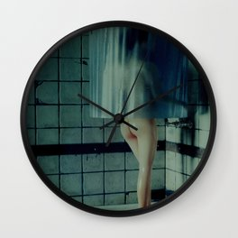 Shower Wall Clock