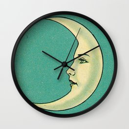Luna Tarot Wall Clock