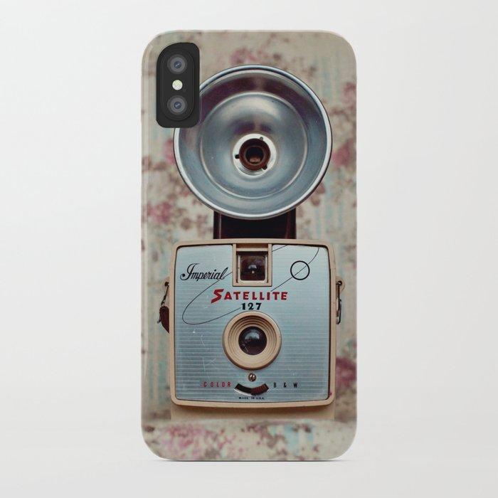 Imperial Satellite 127 iPhone Case