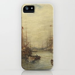 William Edward Webb , At Boston, Lincolnshire iPhone Case