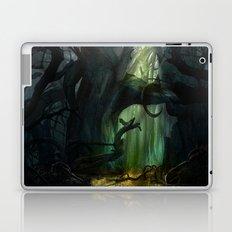 Dark Forest (VACANCY zine) Laptop & iPad Skin