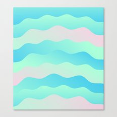 Chill Wave Canvas Print