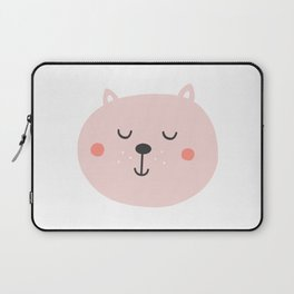 Baby Bear | Smiling Critter Laptop Sleeve