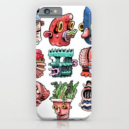 Cappers iPhone Case
