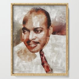 Count Basie, Music Legend Serving Tray