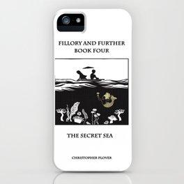 The Secret Sea iPhone Case