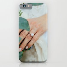 Diamond Engagement Ring iPhone 6s Slim Case