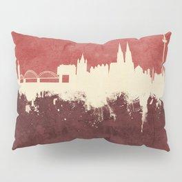 Cologne (Köln) Germany Skyline Pillow Sham